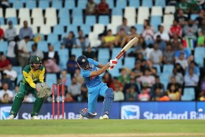 मनीष पाण्डेय और धोनी का धमाकेदार अर्धशतक, भारत ने दक्षिण अफ्रीका को दिया 189 का लक्ष्य