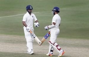 ऋषभ पंत और रहाणे शतक के करीब, दूसरे दिन भारत ने बनाये 308/4 रन
