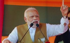 प्रधानमंत्री मोदी ने लोहिया की जयंती पर कांग्रेस-सपा पर साधा निशाना