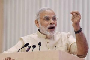 प्रधानमंत्री मोदी ने कहा चार साल पहले किसने सोचा था कांग्रेस नेताओ को सजा होगी