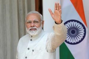 प्रधानमंत्री मोदी ने 69वें गणतंत्र दिवस की शुभकामनाएं दी