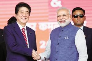 प्रधानमंत्री मोदी ने शिंजो आबे को संभावित जीत पर दी बधाई