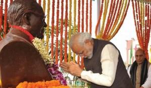 प्रधानमंत्री मोदी ने देशवासियों को आंबेडकर जयंती, फसलों के त्योहार की बधाई दी