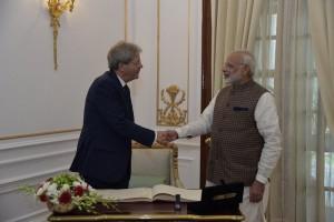 भारत और इटली के बीच 6 समझौतों पर हस्ताक्षर