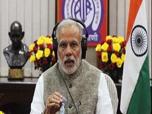 प्रधानमंत्री मोदी ने कहा खादी को कपड़े की तरह नहीं आंदोलन की तरह देखें