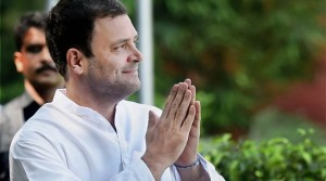 राहुल ने ईद की मुबारकबाद दी
