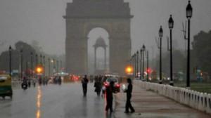 प्री-मानसून बारिश से झुलसती दिल्ली को मिली राहत