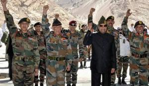 राष्ट्रपति ने कहा सियाचिन जवानों के पराक्रम से सीमा सुरक्षा को लेकर हम आश्वस्त