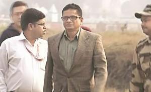 कोलकाता पुलिस कमिश्नर शिलांग पहुंचे, सीबीआई आज करेगी पूछताछ
