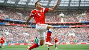 रूस की नजरें फीफा विश्व कप में दूसरी जीत पर