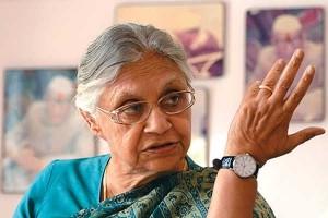 शीला दीक्षित ने कहा केजरीवाल पूर्ण राज्य का दर्जा के लिए प्रधानमंत्री के पास जाएं