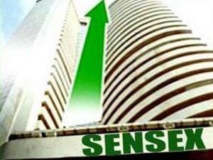 देश के शेयर बाज़ारो के शुरूआती कारोबार में तेजी का असर