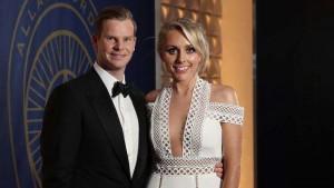 ऑस्ट्रेलियाई क्रिकेटर स्टीव स्मिथ ने अपनी गर्लफ्रेंड से शादी रचाई