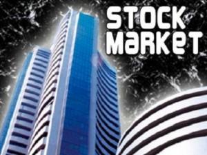 शेयर बाजारों में नरमी का रुख, सेंसेक्स 2 फीसदी लुढ़का