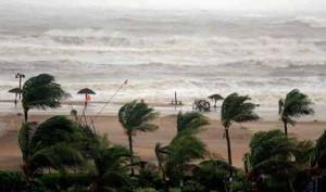 'तितली' तूफान ओडिशा पहुंचा, रेड अलर्ट जारी
