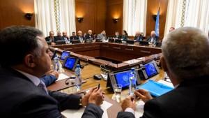सीरियाई पर शांति वार्ता 15 दिसंबर तक जारी रहेगी