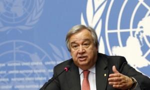 मिस्र हमले की संयुक्त राष्ट्र प्रमुख ने निंदा की