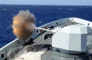 चीन को अमेरिका के सैन्याभ्यास से बाहर का रास्ता
