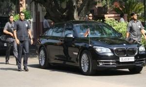 राष्ट्रपति, उप-राष्ट्रपति और राज्यपालों की गाड़ियों पर अब जल्द दिख सकती है नंबर प्लेट