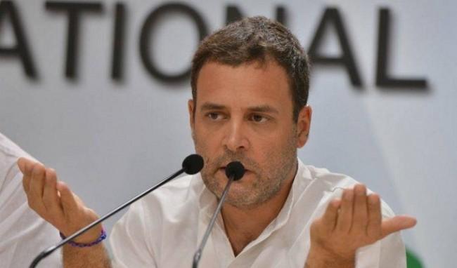 राहुल गाँधी ने कहा बेटी के साथ गैंगरेप से देश का सिर शर्म से झुका है, पीएम की चुप्पी बर्दाश्त नहीं