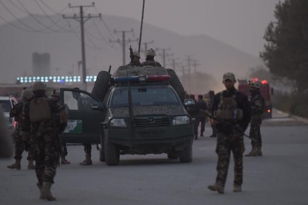 अफगानिस्तान में तालिबानी हमले में 15 सुरक्षाकर्मियों की मौत